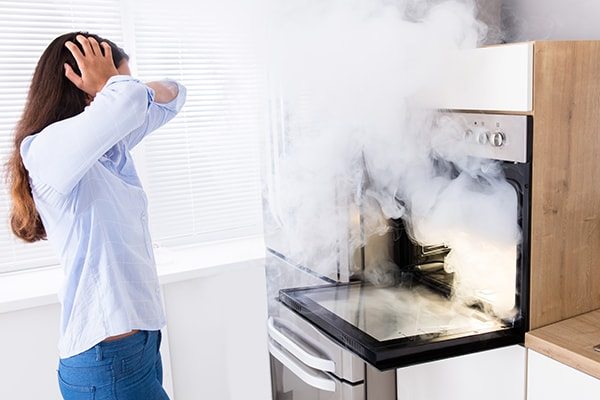 should you use the self-cleaning oven