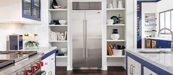 sub zero refrigerator leaks water
